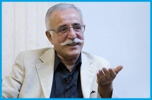 عبدالله اسکندری یکی از بزرگ مردان گریم کشور